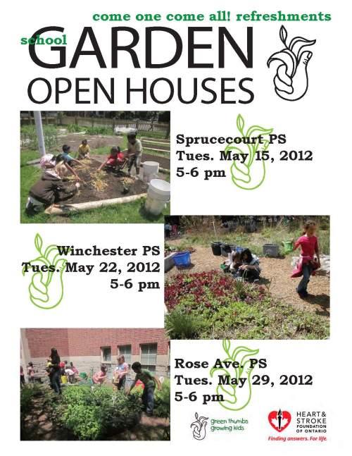 Garden Open Houses